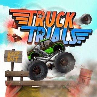 Play Truck Trials  🕹️ 🏁