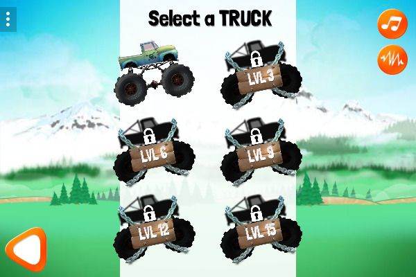 Truck Trials 🕹️ 🏁 | Free Arcade Racing Browser Game - Image 1