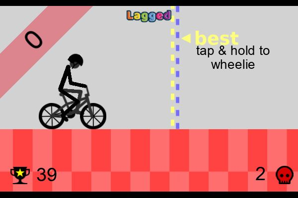 Wheelie Challenge 🕹️ 🏁 | Free Racing Skill Browser Game - Image 1