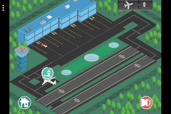 Airport Rush 🕹️ 🏰 | Gioco per browser di logica di strategia - Immagine 3