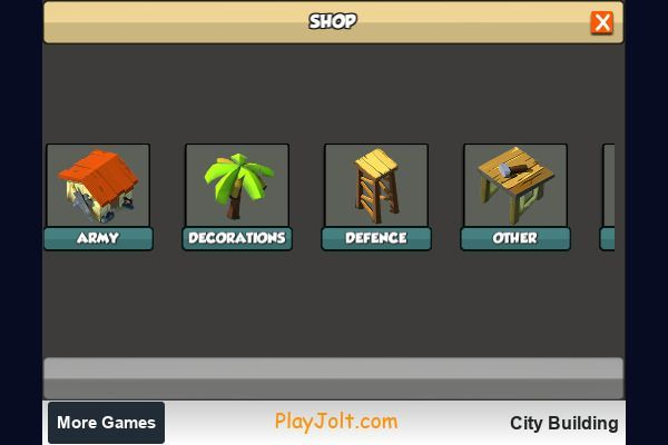 City Building 🕹️ 🏰 | Free Strategy Logic Browser Game - Image 2