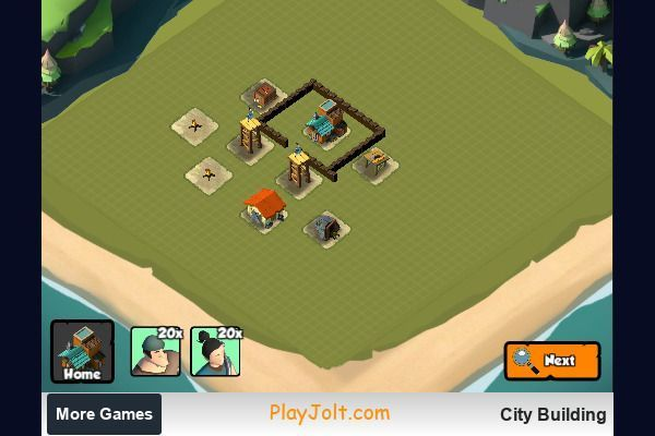 City Building 🕹️ 🏰 | Free Strategy Logic Browser Game - Image 3