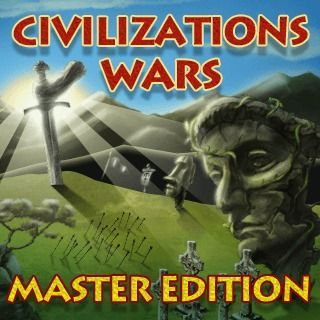 Spielen sie Civilizations Wars Master Edition  🕹️ 🏰