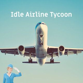 Jugar Idle Airline Tycoon  🕹️ 🏰