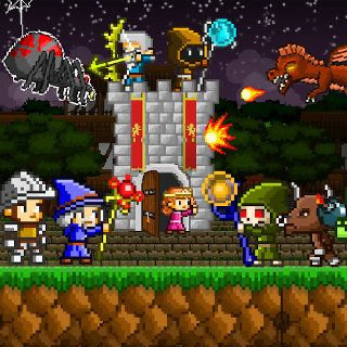 Play Mini Guardians Castle Defense  🕹️ 🏰