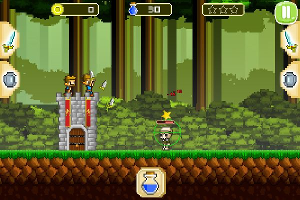 Mini Guardians Castle Defense 🕹️ 🏰 | Free Arcade Strategy Browser Game - Image 3