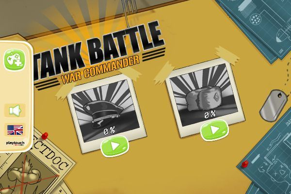 Tank Battle War Commander 🕹️ 🏰 | Free Logic Strategy Browser Game - Image 1