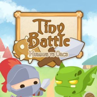 Play Tiny Battle  🕹️ 🏰