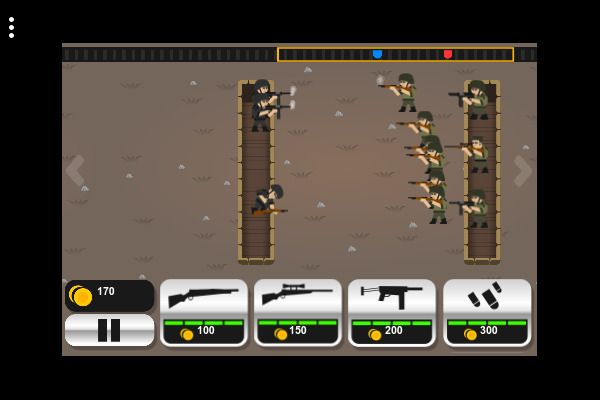 Tiny Rifles 🕹️ 🏰 | Free Strategy Logic Browser Game - Image 3