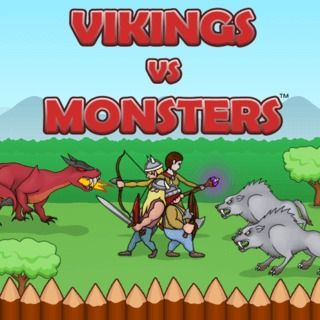 Play Vikings vs Monsters  🕹️ 🏰